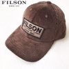 FILSON 80528 CORDUROY LOGGER CAP画像