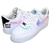 NIKE AIR FORCE 1 07 LV8 GOOD GAME/LEAGUE OF LEGENDS whtie/multi-color-wht DC0710-191画像