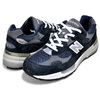 new balance M992GG Made in USA NAVY画像