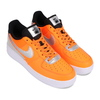 NIKE AIR FORCE 1 '07 LV8 3M TOTAL ORANGE/METALLIC SILVER-BLACK CT2299-800画像