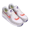 NIKE AIR MAX 90 WHITE/ELECTRIC GREEN-COURT PURPLE CT1684-100画像