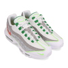 NIKE AIR MAX 95 WHITE/CLASSIC GREEN-ELECTRIC GREEN CU5517-100画像