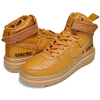 NIKE AIR FORCE 1 HIGH GTX BOOT flax/flax-wheat CT2815-200画像