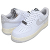 NIKE AIR FORCE 1 07 PREMIUM 1-800 white/vast grey-sail-black CJ1631-100画像
