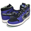 NIKE AIR JORDAN 1 ZOOM AIR CMFT BAYOU BOYS new orchid/lime blast-black DC2133-500画像