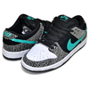 NIKE SB DUNK LOW PRO ELEPHANT medium grey/clear jade-black BQ6817-009画像