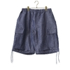 WELLDER Six Pocket Short Trousers WM21SPT05画像