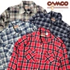 CAMCO LT.FLANNEL OPEN L/S画像