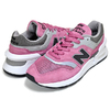 new balance M997SPG MADE IN U.S.A. PINK GREY画像