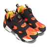 Reebok INSTAPUMP FURY NIGHT BLACK/ALERT YELLOW/VECTOR RED FY0990画像