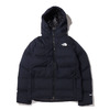 THE NORTH FACE BELAYER PARKA AVIATOR NAVY ND91915画像