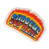 Supreme 20FW Chrome Sticker画像