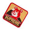Supreme 20FW Bear Sticke画像