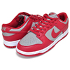 NIKE DUNK LOW RETRO UNLV medium grey/varsity red-white DD1391-002画像
