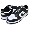NIKE DUNK LOW RETRO white/black-white DD1391-100画像