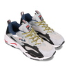 FILA RAY TRACER GREY/BLACK/BLUE F5104-0051画像