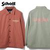 Schott LOGO COACH JACKET 3112045画像