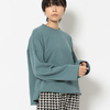 MANASTASH W-s HEMP SWEAT CREW 7213011画像