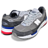 new balance M992AG GREY MADE IN U.S.A.画像