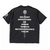 MOUT RECON TAILOR MOUT Logo T-shirts MT0808画像