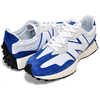 new balance MS327PF WHITE/BLUE PRIMARY PACK画像