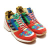 adidas ZX 8000 HELLOW GOLD/CORE BLACK/RUSH RED GW2448画像