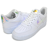 NIKE AIR FORCE 1 07 LV8 IRIDESCENT PIXEL white/multi-color-black CV1699-100画像