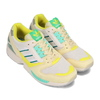 adidas ZX 8000 FROZEN LEMONADE MIST SUN/CHORK WHITE/BRIGHT YELLOW H68010画像