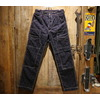 FREEWHEELERS UNION SPECIAL OVERALLS DERRICKMAN OVERALLS Original 10.5oz Discharge Printed Twill 2032010画像