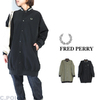 FRED PERRY F6334 Bomber Coat画像