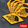 THE NORTH FACE TNF Print Sticker NN32121-CY画像