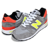 new balance M1300PD Grey Lava Orange Reflective MADE IN U.S.A.画像