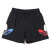 adidas TRICOL SWIM SHORTS BLACK GN3568画像