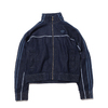 adidas DENIM TRACK TOP INDIGO GM5381画像