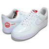 NIKE AIR FORCE 1 07 PREMIUM I BELIEVE DARUMA white/wht-university red DD9941-100画像