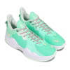 NIKE PG 5 EP GREEN GLOW/BARELY GREEN-GLACIER BLUE CW3146-300画像