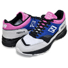 new balance M15009SC BLUE/ PINK/ GREY/ BLACK Made in England画像