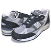new balance M991XG GREY/ WHITE Made in England画像