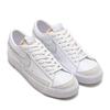NIKE W BLAZER LOW '77 WHITE/PHOTON DUST-WHITE-WHITE DC4769-100画像