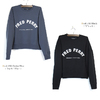 FRED PERRY Lady's #G1107 ArchBranded Sweatshirt画像
