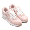 NIKE W AIR MAX 90 BARELY ROSE/BARELY ROSE-PINK OXFORD DJ3862-600画像