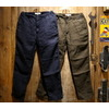 FOB FACTORY HEMP EASY PANTS F0498画像