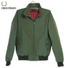 FRED PERRY MADE IN ENGLAND WAX HARRINGTON J9800画像