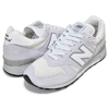 new balance M130CLW WHITE MADE IN U.S.A.画像