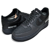 NIKE AIR FORCE 1 GORE-TEX anthracite/black-barely grey CT2858-001画像