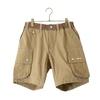 and wander Babour CORDURA solway short pants 5741182136画像