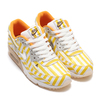 "NIKE AIR MAX 90 SE ""SWOOSH MART"" SPEED YELLOW/SHIMMER-WHITE-SIREN RED DD5481-735画像"