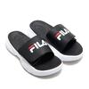 FILA FILA TAPER Black / Black / White 1SM00559-013画像