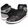 NIKE AIR JORDAN 1 RETRO HI OG RUST SHADOW black/fresh mint-light army 555088-033画像