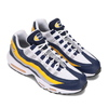 NIKE AIR MAX 95 MIDNIGHT NAVY/WHITE-UNIVERSITY GOLD CZ0191-400画像
